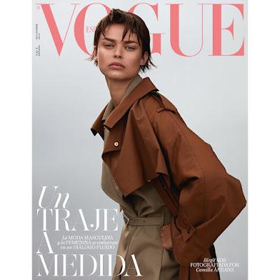 Revista Vogue noviembre 2019