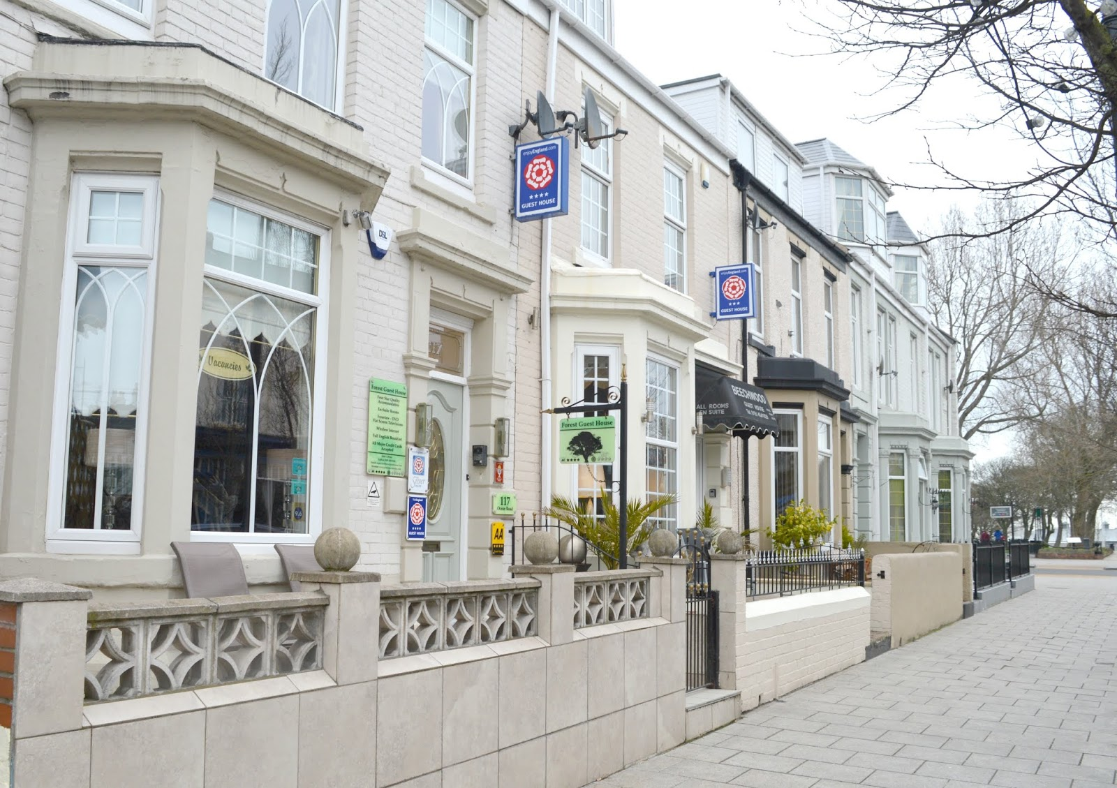 Forest Guesthouse, South Shields Review - Celebrating National B&B Week