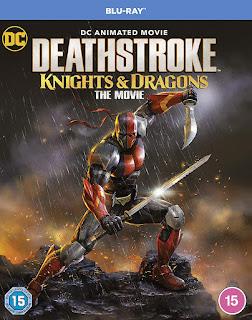Deathstroke: Caballeros y Dragones [BD25] *Con Audio Latino