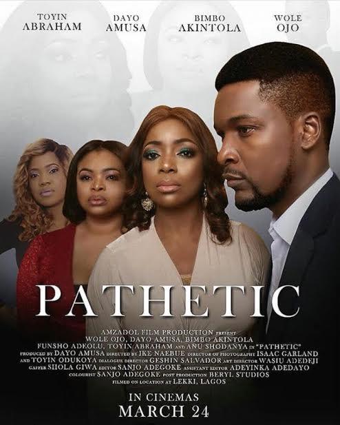 Pathetic movie