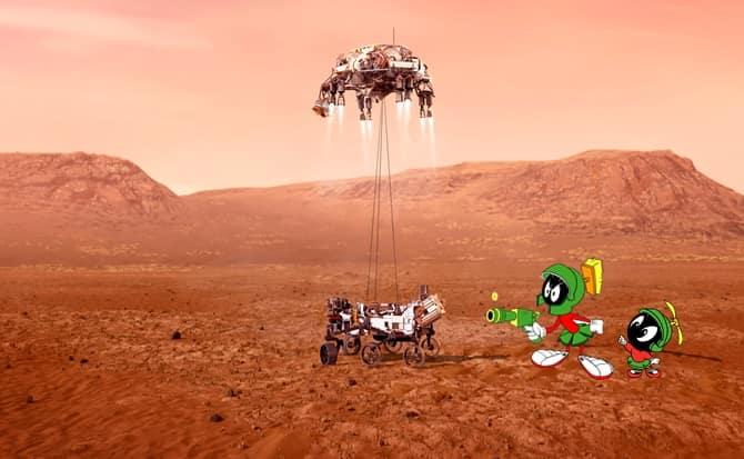 marcianos, viajes espaciales, ciencia, tecnología,