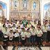 Thánh lễ cầu nguyện cho các em thiếu nhi trong năm học 2020-2021