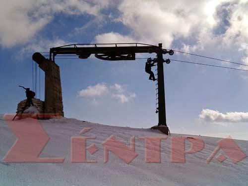 Σοβαρή βλάβη στο lift του Χιονοδρομικού Κέντρου Βιτσίου
