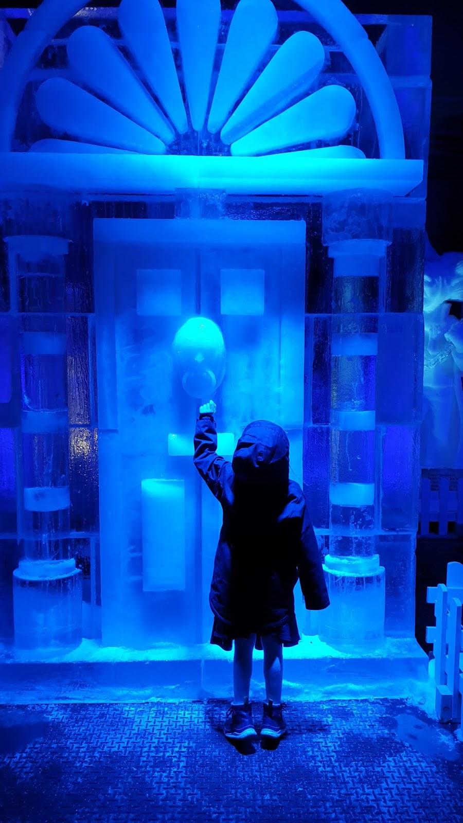 ice door