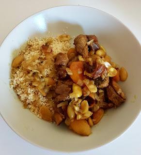 couscous tajine