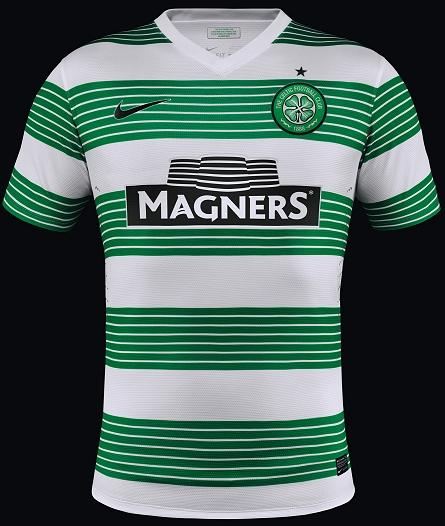 b3c84abdc9415 Nike divulga as novas camisas do Celtic - Show de Camisas