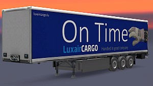 LuxairCargo trailer pack