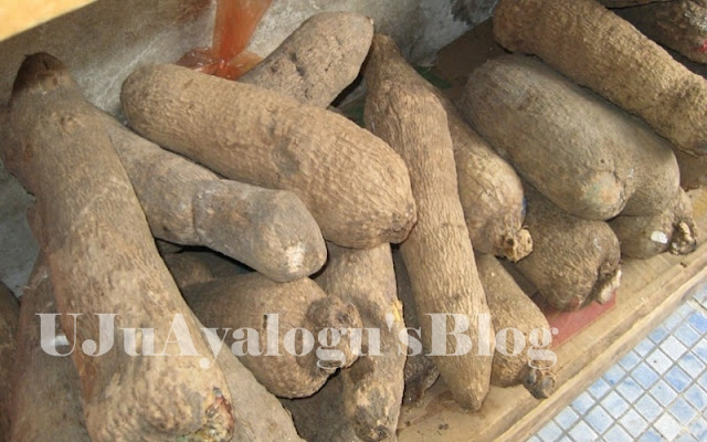 Nigeria Produces 60% Global Yam, Exports None - FG