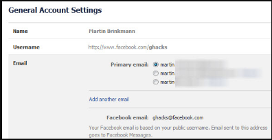How Do You Change Your Email on Facebook