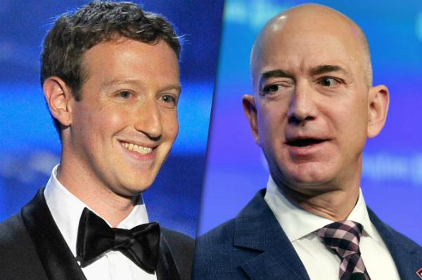 أمازون وفيسبوك يتحدان من أجل مشروع تكنولوجي ضخم