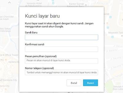 Cara Ampuh Mengatasi HP Android Lupa Pasword Tanpa Factory Reset