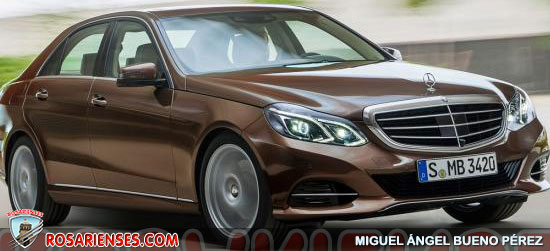 Así luce el renovado Mercedes-Benz Clase E | Rosarienses, Villa del Rosario