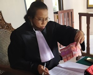 Peluncur Sabu Wilayah Tabanan Dituntut 9 Tahun Penjara