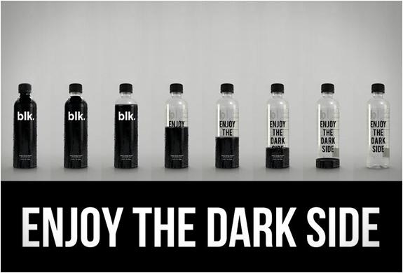 Super Punch Black Bottled Water For Sale