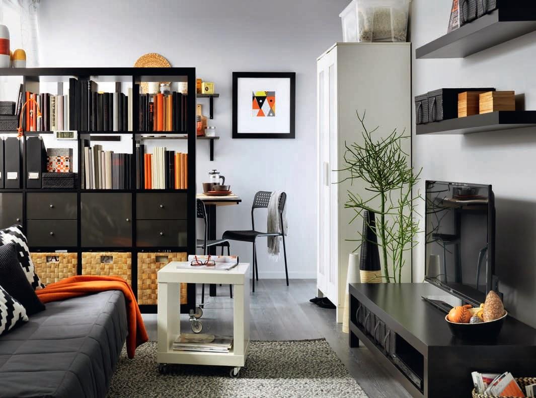 ikea mobili rio para a sala decora o e ideias. Black Bedroom Furniture Sets. Home Design Ideas