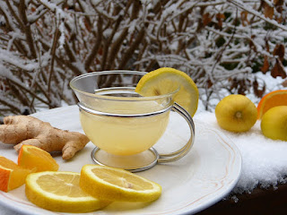 مشروب القرفة بالزنجبيل و الليمون...للحصول على وزن صحي !!! مذهل ...