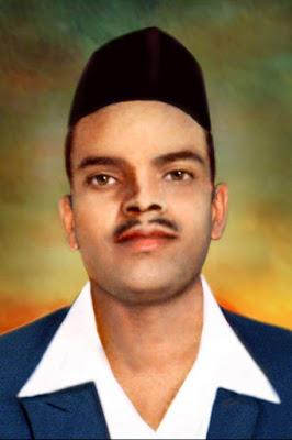 Shaheed Shivaram Rajguru