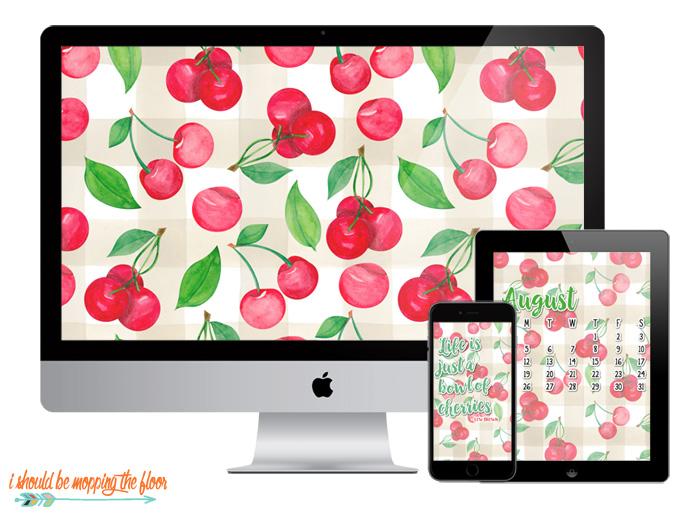 Cherry Desktop Wallpaper
