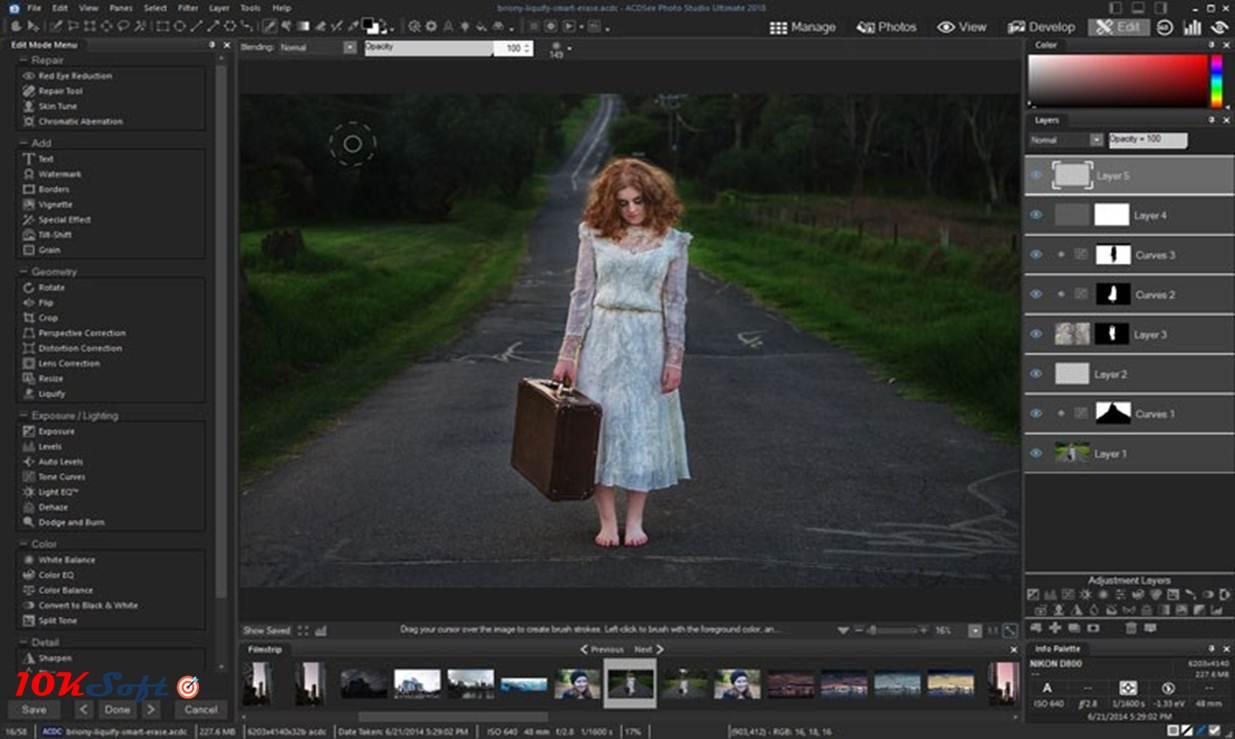 ACDSee Photo Studio Professional 2018 Offline Installer Download