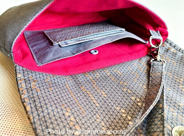 easy purse pattern