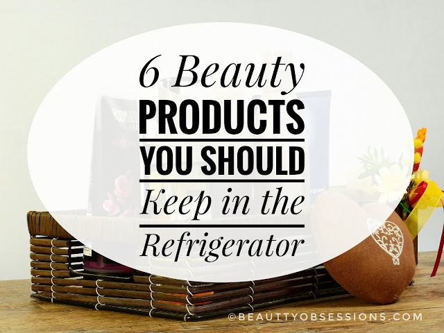 6 Beauty Products Which Should be Kept in Refrigerator