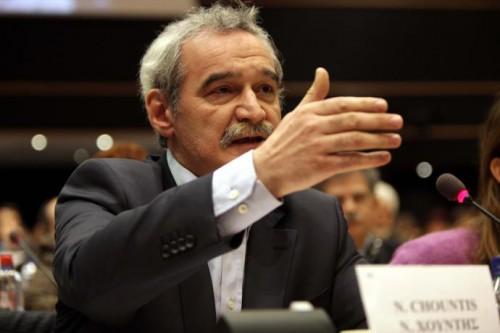 Ερώτηση Ν. Χουντή για αποζημιώσεις των αγροτών της Πελοποννήσου