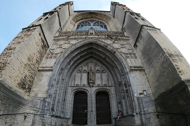 Important Diest Landmarks Saint Sulpitius Church
