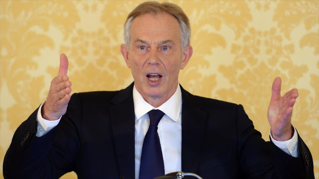 Tony Blair: Volvería a invadir a Irak