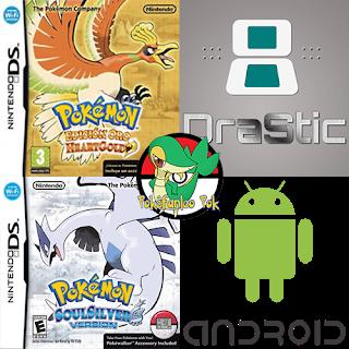 descargar juegos para emulador nintendo ds android