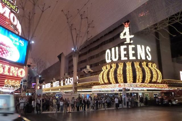 2 Days in Las Vegas - Downtown Las Vegas