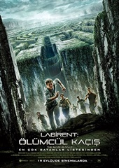 Labirent: Ölümcül Kaçış (2014) Mkv Film indir