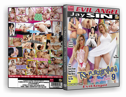 DVD TS Playground 9 - TS Gape Lovers xxx - ISO