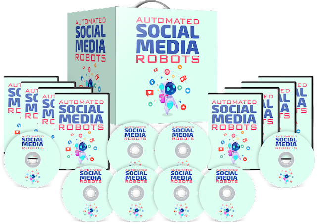 Automated Social Media Robots Review | How to Get Traffic From Social Media