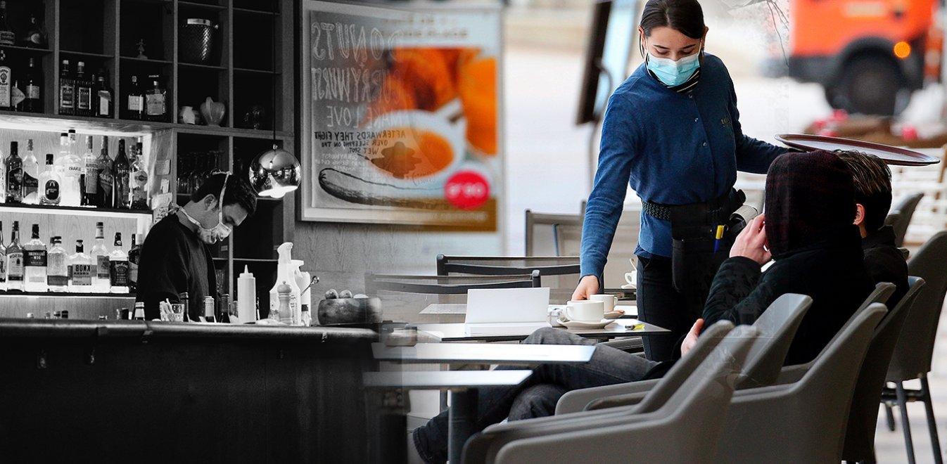 Εστίαση: Απρίλιο ανοίγουν εστιατόρια, καφετέριες