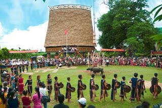 Kon Tum -  Dân số và lao động