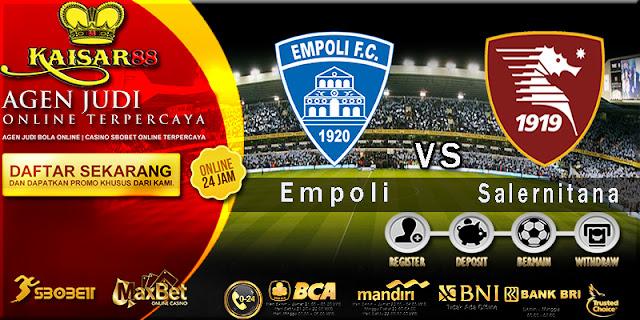 Prediksi Bola Jitu Liga Italia Serie B Empoli vs Salernitana 30 Maret 2018