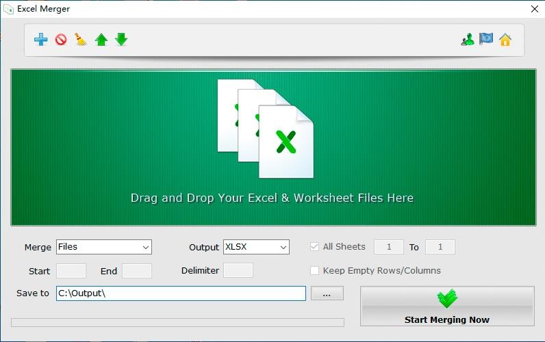 Excel Merger - Freeware