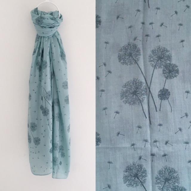 Dandelion scarf, Lizzy O Boutique