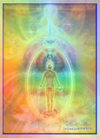 Aura - Ciało Połączone ze Świadomością Podświadomością Nadświadomością z Materią i Duchem - Harmonia w Przepływie Energii