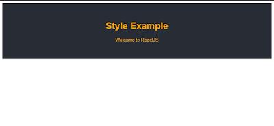 reactjs external stylesheet