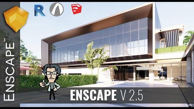 Enscape3d 2.5