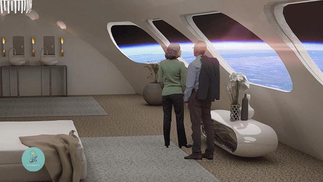 السياحة للفضاء قريبًا 2022