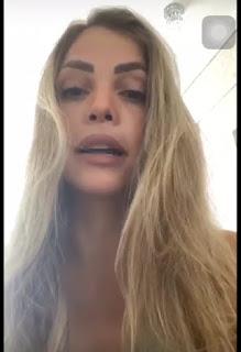 Desaparecido: Desesperada, Pâmela Bório publica vídeo nas redes sociais à procura do filho.