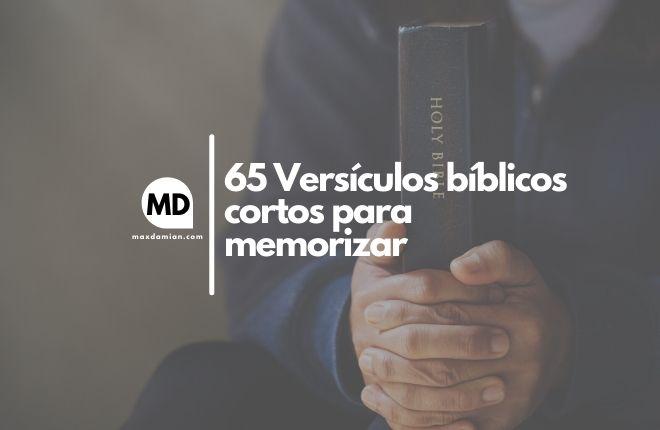 Versículos bíblicos cortos