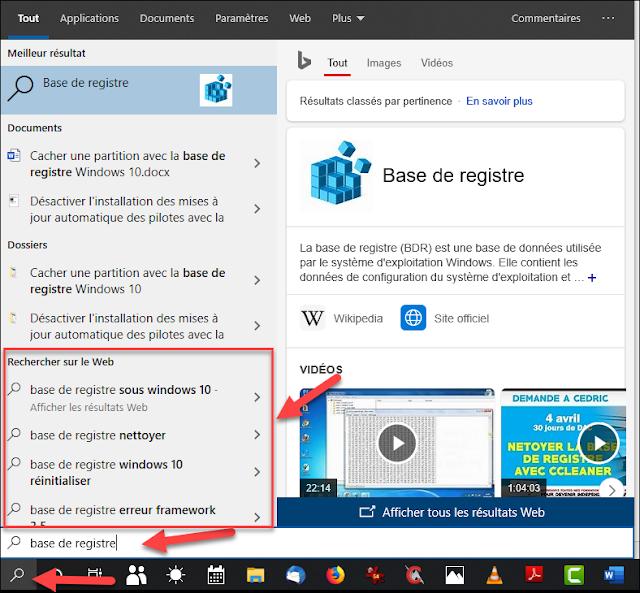 désactiver, arrêter, empêcher, interdire, limiter, la recherche web, Cortana, zone de recherche, la recherche avec Cortana, éditeur de stratégie de groupe locale, gpedit.msc, administration, trucs et astuces
