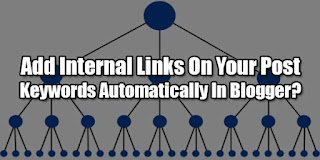 Automatically link keywords in blogger