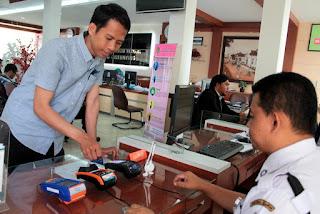 Makin Mudah, Bayar Pajak Cukup di Mini ATM