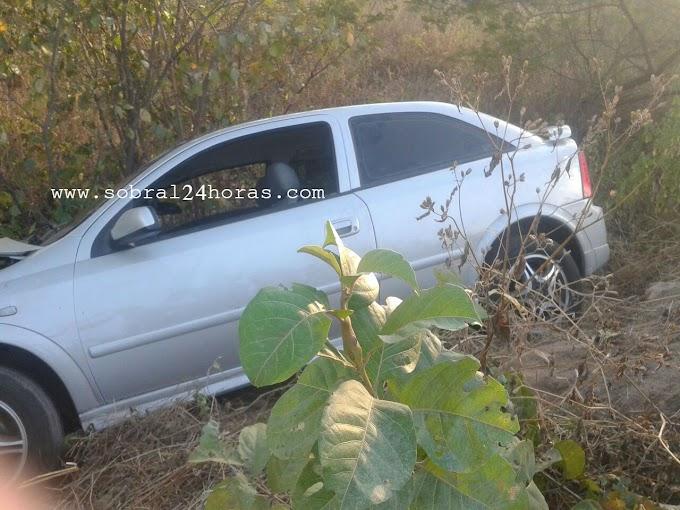 Grave acidente de trânsito é registrado na BR 222, em Aprazível