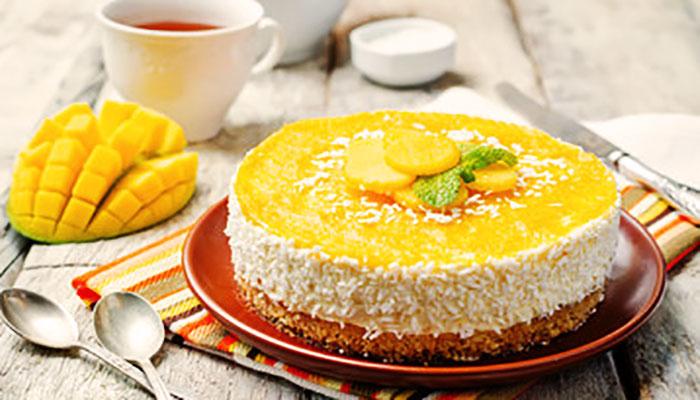 mango cheesecake,how to make mango cheesecake,no bake mango cheesecake,mango cheesecake recipe,no-bake mango cheesecake,mango cheesecake no bake,no bake cheesecake,mango cheesecake eggless,