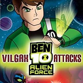 BEN 10 ALIEN FORCE VILGAX ATTACK FULL SAVEDATA   PPSSPP
